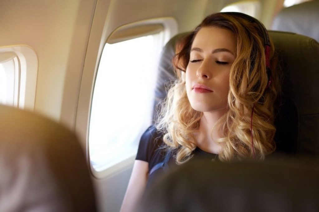 10 Ways to Ease Your Flight