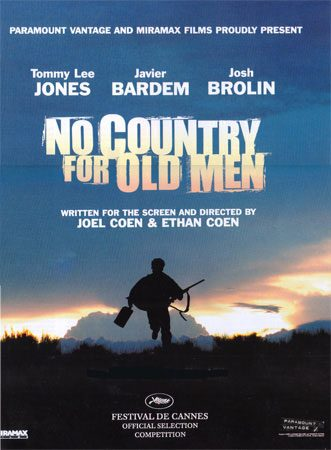 No Country for Old Men Disappoints