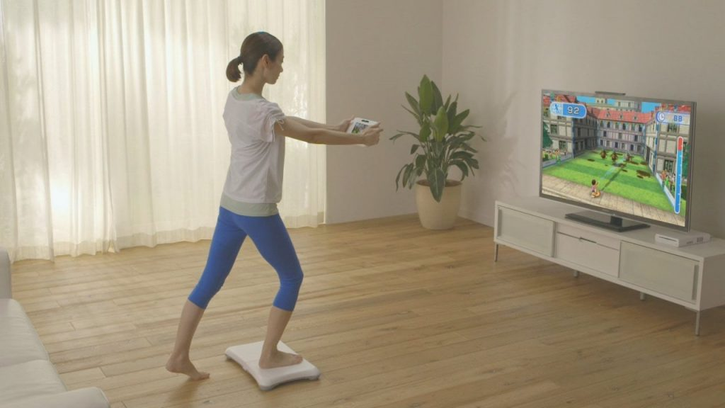 How the Wii Fit Changed the Way I Think About Exercise
