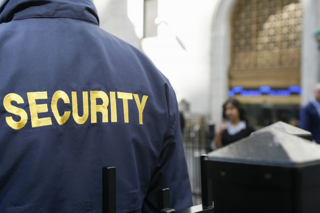 Understanding About Considering A Private Security Guard Service Company